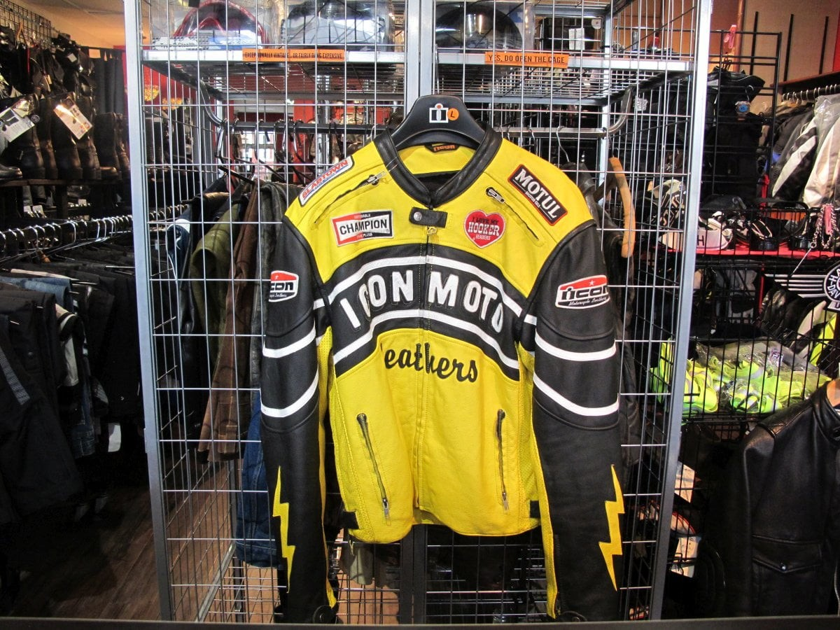 Icon Moto Daytona Jacket
