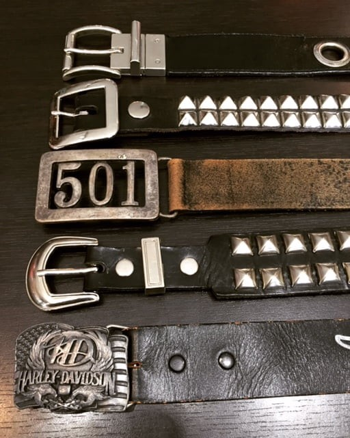 Did You Know We Dealt in Belts?!