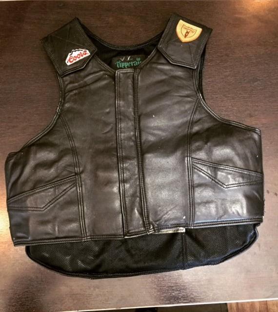 Bull-Riding Vest!