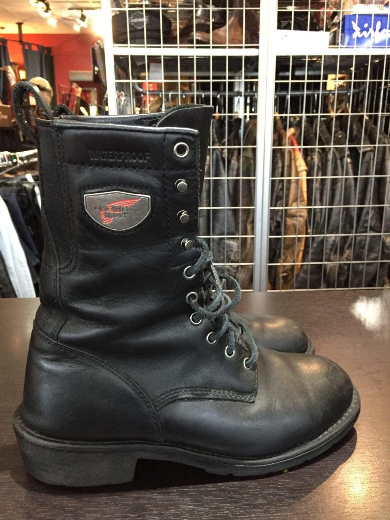 Classic Red Wing 980 Boots
