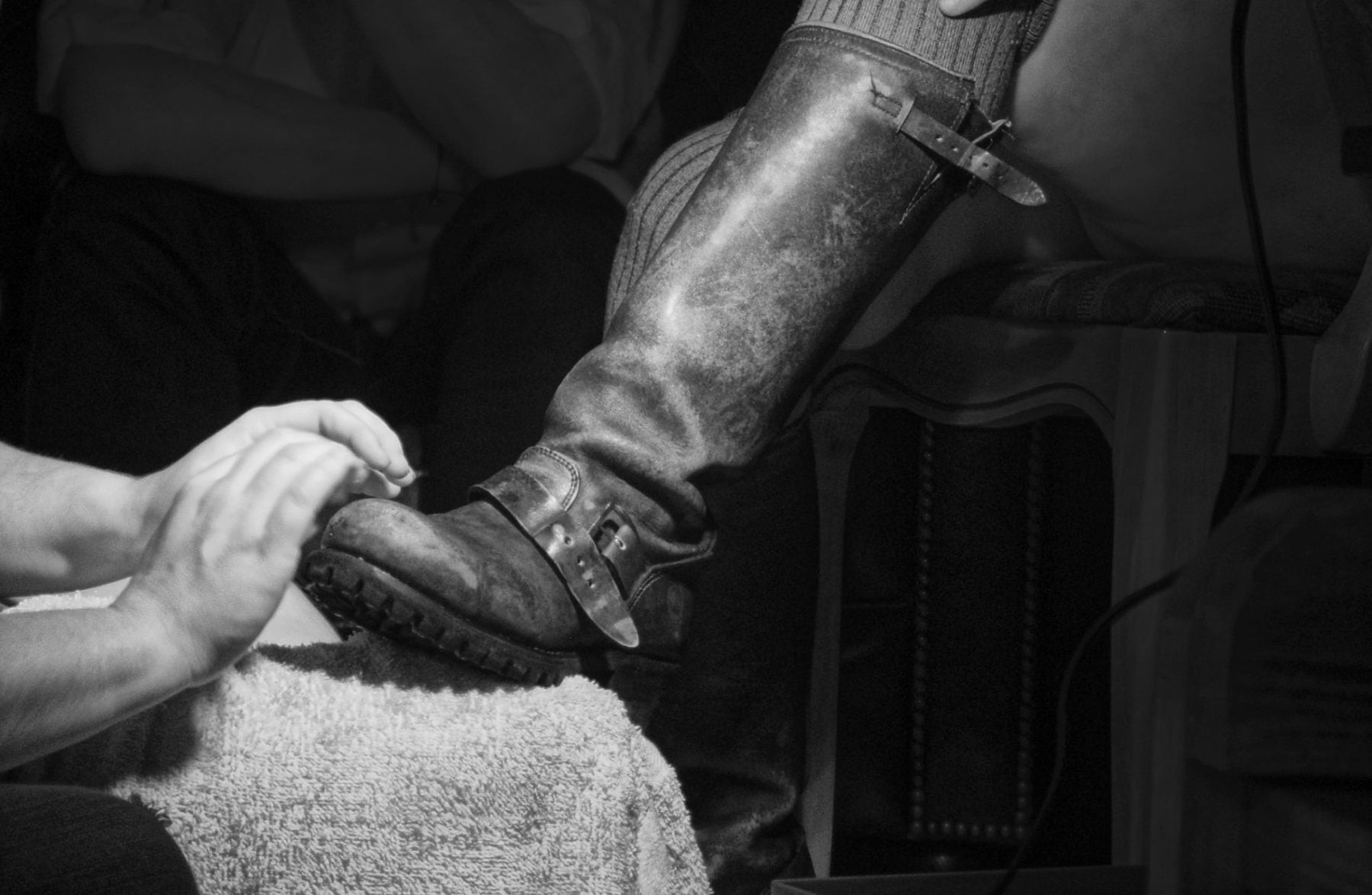Bootblack Friday – May 26th mini-event
