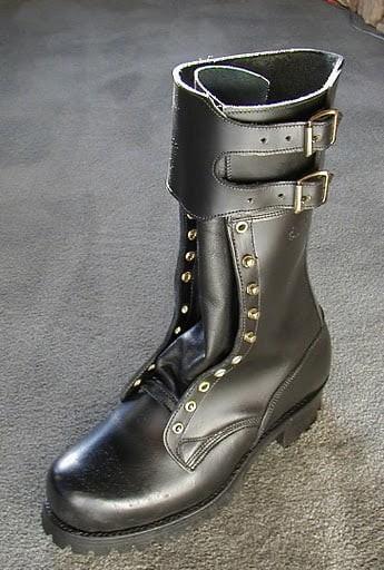 Dogmaster Driver hybrid custom Dayton boots