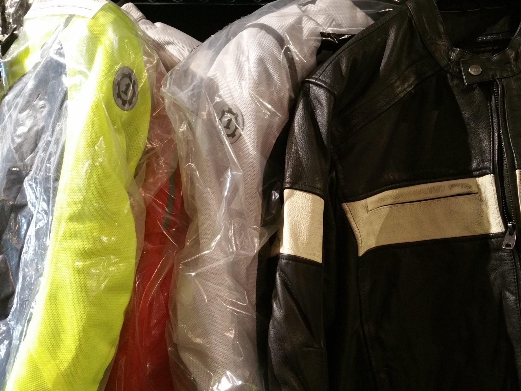 Brand new stock! First Gear Contour mesh jackets and ….