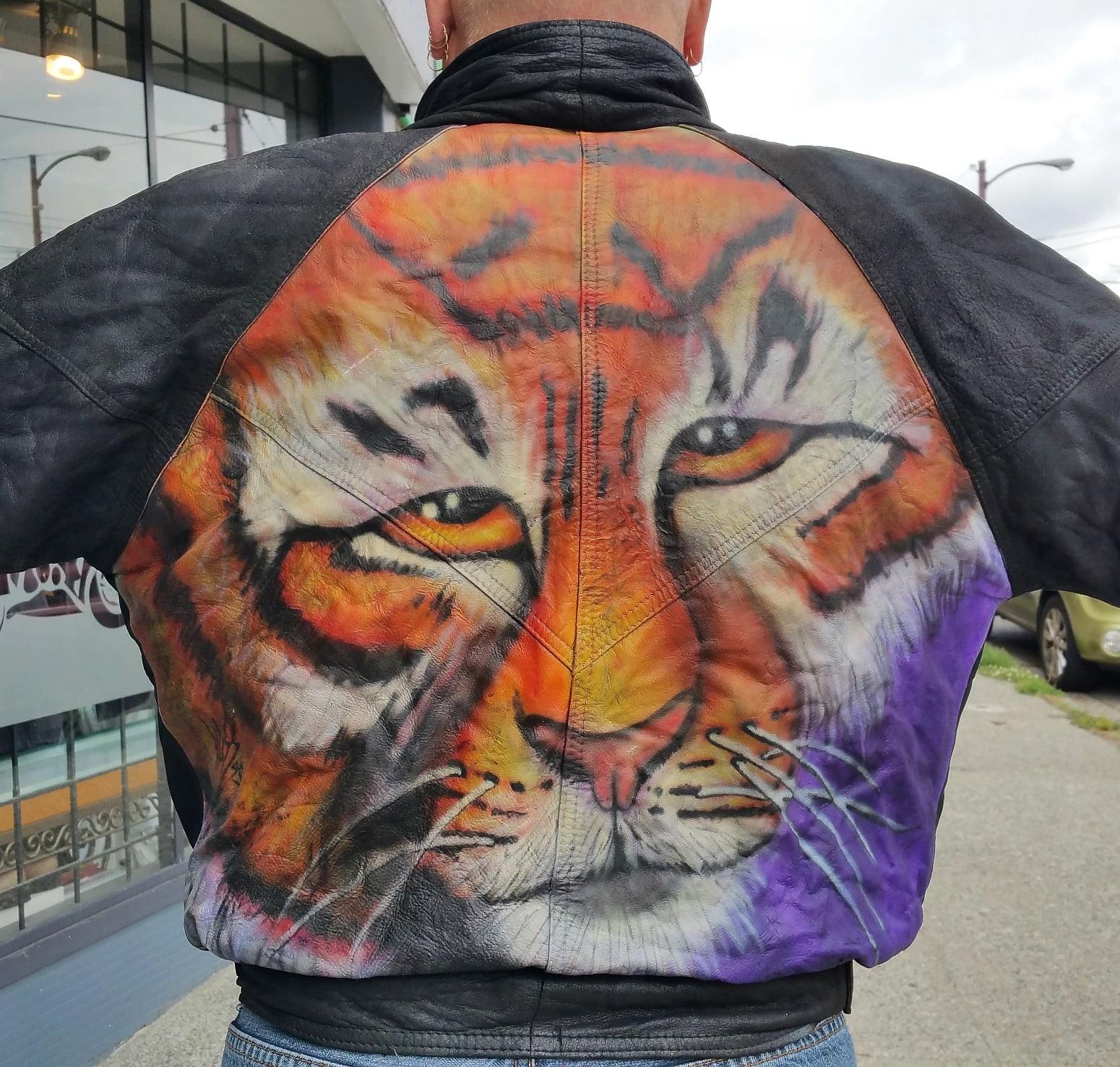 Come get 'em Tiger