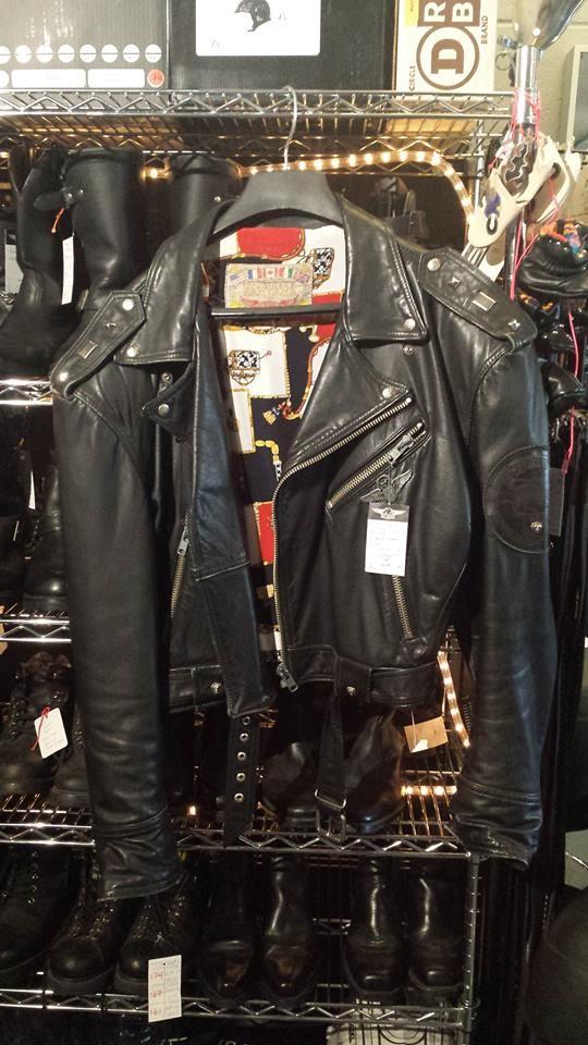 Painfully Beautiful Vintage Santana Jacket (SOLD)
