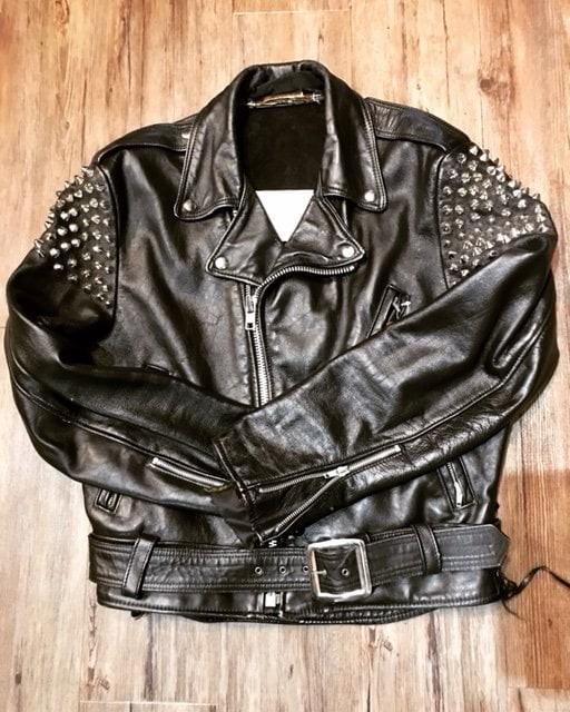 Classic Biker Punker Jacket