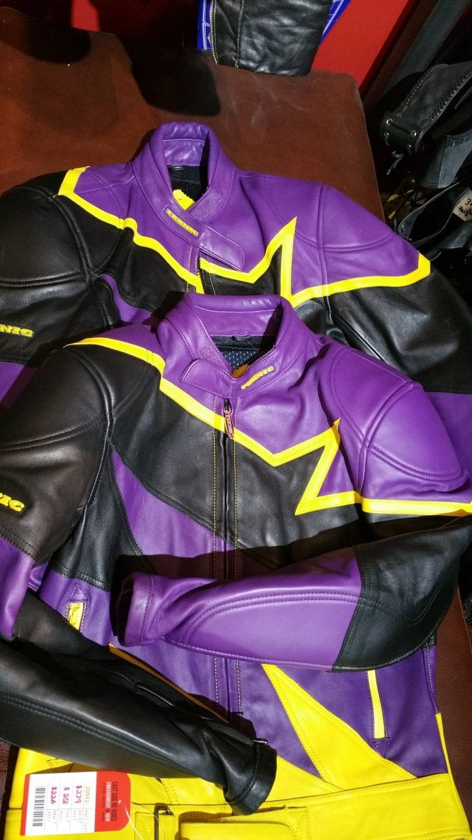 Superhero Twin Retro Racing Suits